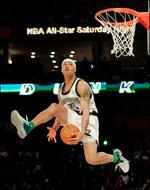 Green alla gara delle schiacciate NBA del 2006
