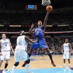 La buona vena di Al Harrington ha aiutato non poco i Knicks nel finale (foto www.nba.com)