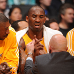Nonostante il dito rotto, Kobe ha già annunciato che continuerà a giocare, proprio come nella passata stagione (foto www.nba.com)